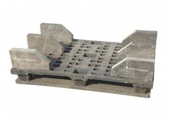 Поддон рулонный, для рулонной стали
